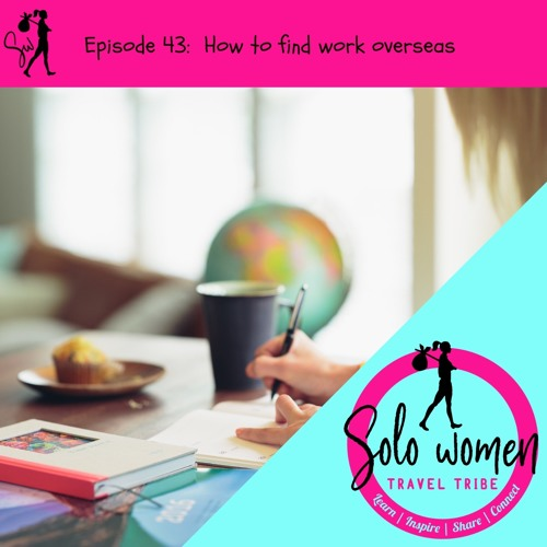 043: How to find work overseas