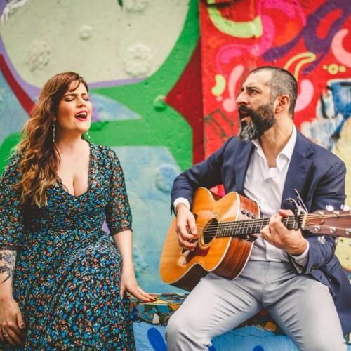 Never Let me Go (Florence + the Machine) COVER por Bianca e Daniel Prado