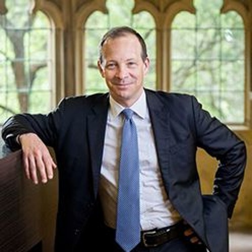2018 Dean's lecture Series - Professor Mark Edele