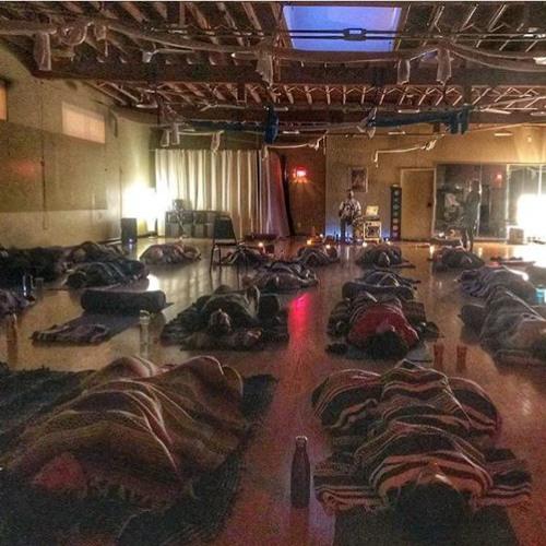 ShaamaahS Live @ Tula Yoga - Album Preview