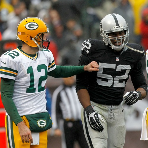The Athletic Bears Podcast - Packers Week, this time with Khalil Mack