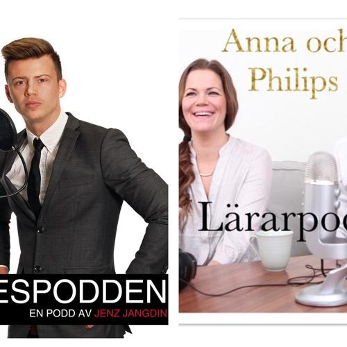 13. Lärare - Anna Sterlinger-Ahlring och Philip Hjalmarsson