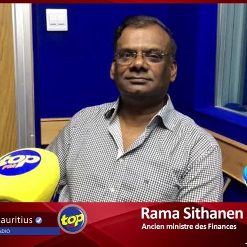 Rama Sithanen réclame une révision du système First Past the Post