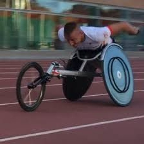 Richard Chiassaro- Para Athlete