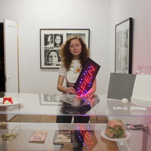 Peep Shows and Pornos: Alexandra Bischoff's Absurd, Intimate Performance Art