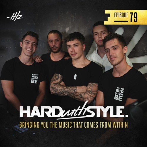 Headhunterz - HARD with STYLE Episode 79: The Project One Special, Guestmix by Sefa