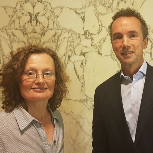 2018 - 09 - 06 Colette Gonsalves En Peter Van Der Geer  Over het Rijnsburgerblok deel 2