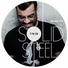 Solid Steel Radio Show 7/9/2018 Hour 2 - Auntie Flo