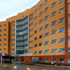 The Royal Jubilee Hospital Atrium (binaural)