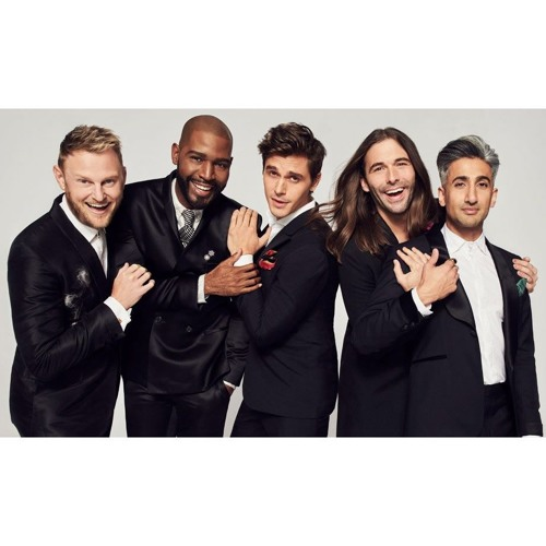 Queer Eye Cast with Phillip Picardi: Season 2