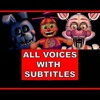 All Voices With SUBTITLES   Ultimate Custom Night (256  Kbps) (download - Lagu - Mp3.com)