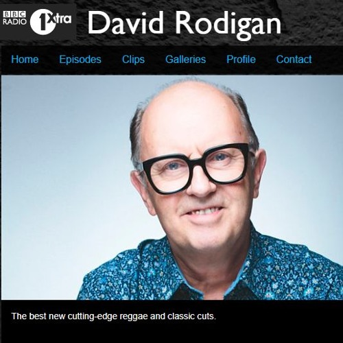 David Rodigan plays 'Heat up' on BBC 1xtra on 26th August 2018