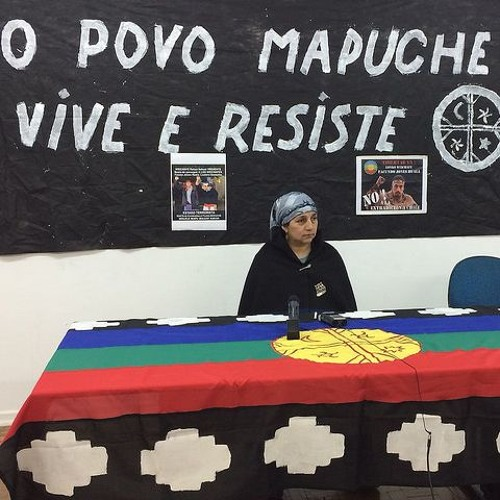 """Mãe de preso político Mapuche denuncia """"terrorismo de Estado"""" na Argentina"""