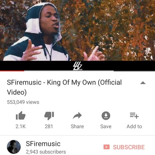 King of My Own [Follow me on IG: @sfiremusic]