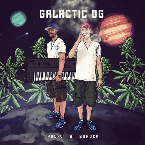 Galactic OG - Pro V & 80Rock
