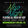 """Justin Credible's """"New At Night"""" 9.05.18 [LISTEN]"""