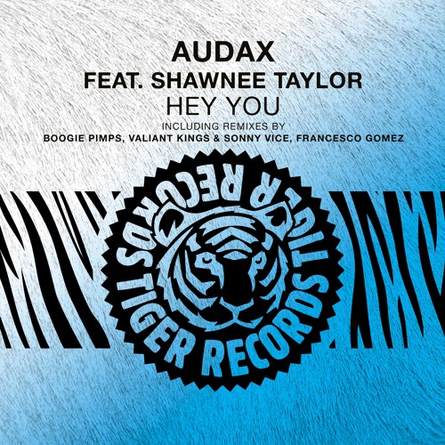 Audax & Shawnee Taylor - Hey You (Original Radio Edit)