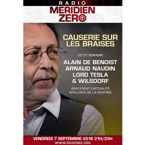 "Emission n°351 : ""Causerie sur les braises"""