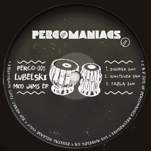 PERCO003 - Modular Jams EP - Lubelski