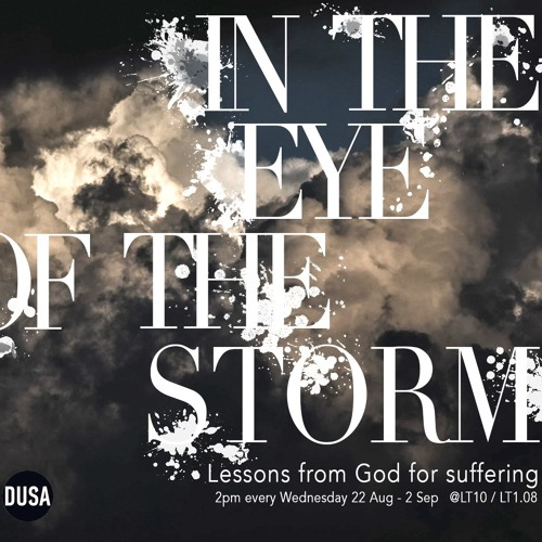 In The Eye Of The Storm (3 of 5)