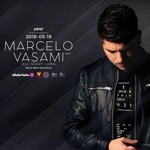 Live @ Akvarium, Budapest May 2018