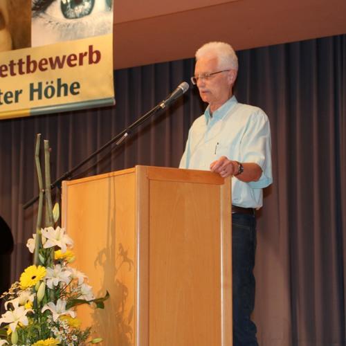"""Platz 2: Albert H. Keil mit """"Waat e bissel"""""""