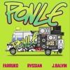 Rvssian, Farruko, J Balvin - Ponle (Mula Deejay Rmx) Portada del disco
