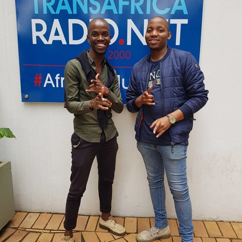 South African Producer & DJ Brazo Wa Africa On The Morning Mayhem With Thabang Mashile 07:09:2018