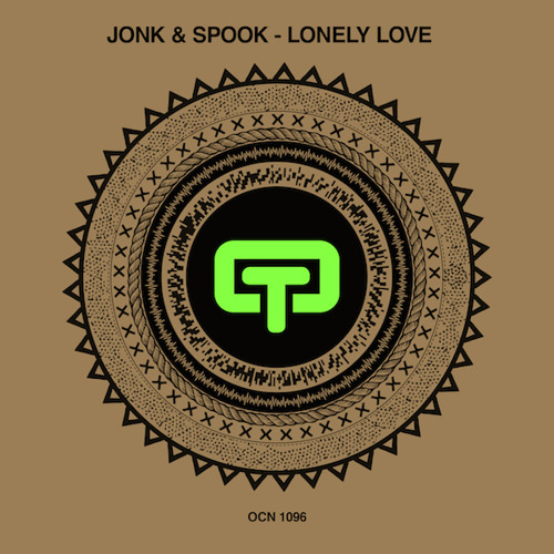 JONK & SPOOK - LONELY LOVE (MASTER)