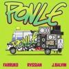 Rvssian Ft Farruko Y J Balvin - Ponle (Dj Salva Garcia & Dj Alex Melero 2018 Edit) Portada del disco