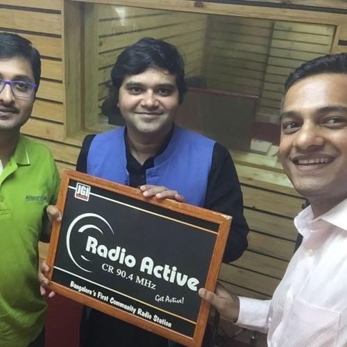 Who Is Average Student - Sachin Kodagali - Sanket Joshi With RJ Santosh Avvannavar