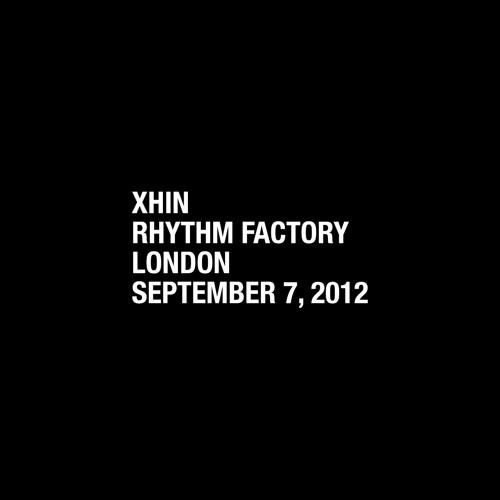 Rhythm Factory, London, September 7, 2012