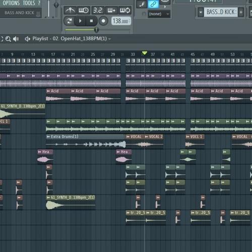 fl studio kick free download