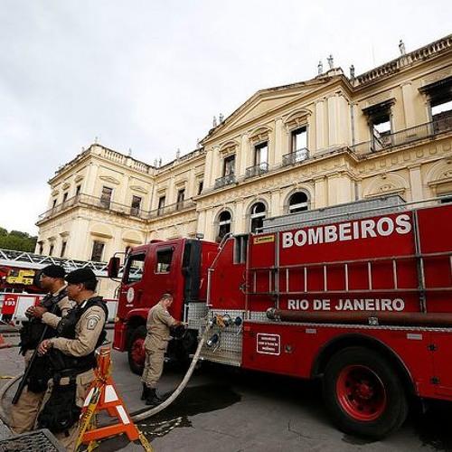 Empresas se aproveitam de incêndio em Museu para promover privatização da cultura