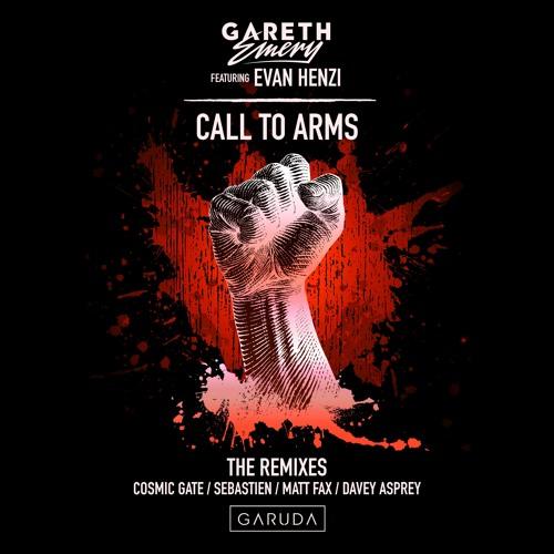 GARETH EMERY  'CALL TO ARMS (THE REMIXES)' ile ilgili görsel sonucu