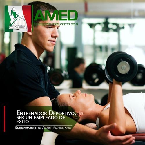 Podcast 224 AMED - Entrenador Deportivo Ser Un Empleado De Éxito, Ascender En La Escala Corporativa