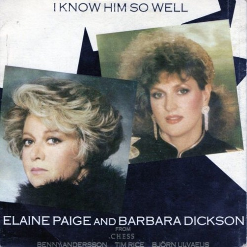 Elaine Paige, Barbara Dickson - I Know Him So Well - Cover