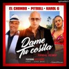 Pitbull X El Chombo X Karol G Dame Tu Cosita Feat Cutty Ranks Sergio Lugo Remix Mp3