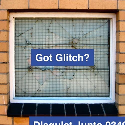 Disquiet Junto Project 0349: Got Glitch?