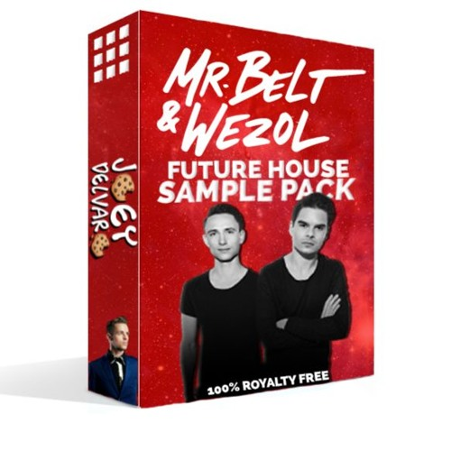 Joey Delvaro presents: FREE Future House sample pack Vol.1 l by Joey Delvaro
