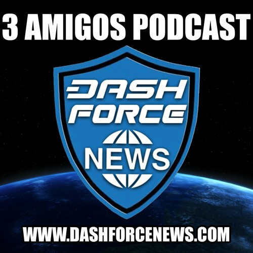 Dash Force 3 Amigos Podcast - Feat. Naomi Brockwell at Freecoast Festival & Joshua Seigler