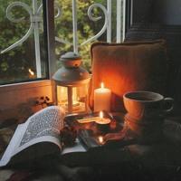 cosy night autumn