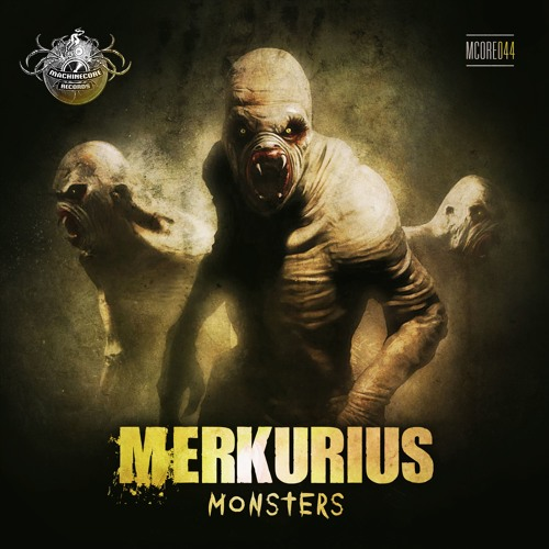 Merkurius - Monsters