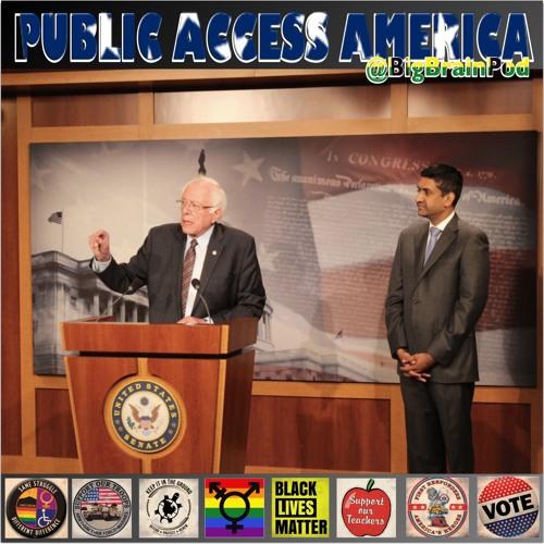 Senators Sanders & Khanna-Introduce Bill to End Corporate Welfare