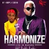 Harmonize Ft Dully Sykes - Kadamshi (Official audio)