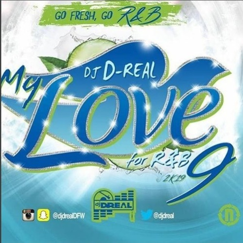 MY LOVE FOR R&B PART 9 DISC ONE
