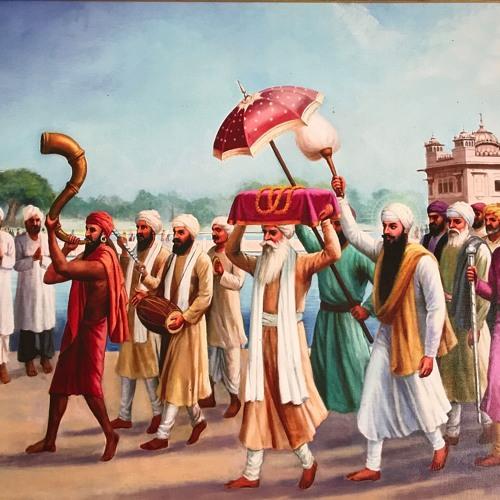 Pehla Perkash Sri Guru Granth Sahib Ji