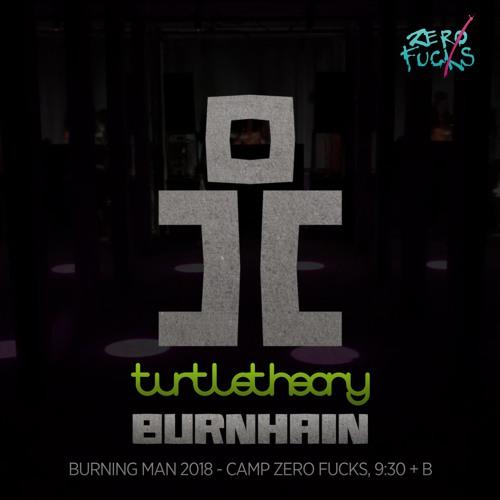 turtletheory @ Burnhain, Burning Man 2018 (Zero Fucks, 9:30 + B)