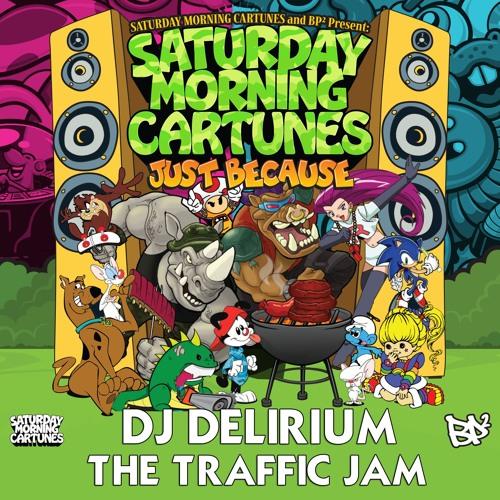 DJ DELIRIUM THE TRAFFIC JAM MASTER