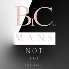 Big Shaq - Mans not hot (ARVII Remix)